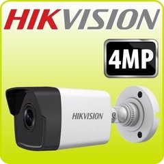 Cámara Seguridad Ip 4 Mp Hikvision Ds-2cd1041-i Exterior 2.8