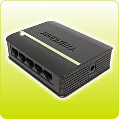 Liquido Switch Trendnet Te100-s8 8 Puertos Greennet en internet