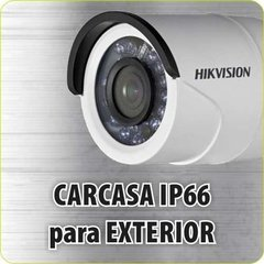 Kit Seguridad Hikvision Dvr 4 Ch + 2 Camaras Full Hd 2mp Ext - comprar online