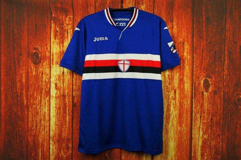e8ba8d8baef33 Camisa Sampdoria Home 18-19 - Comprar em banana imports
