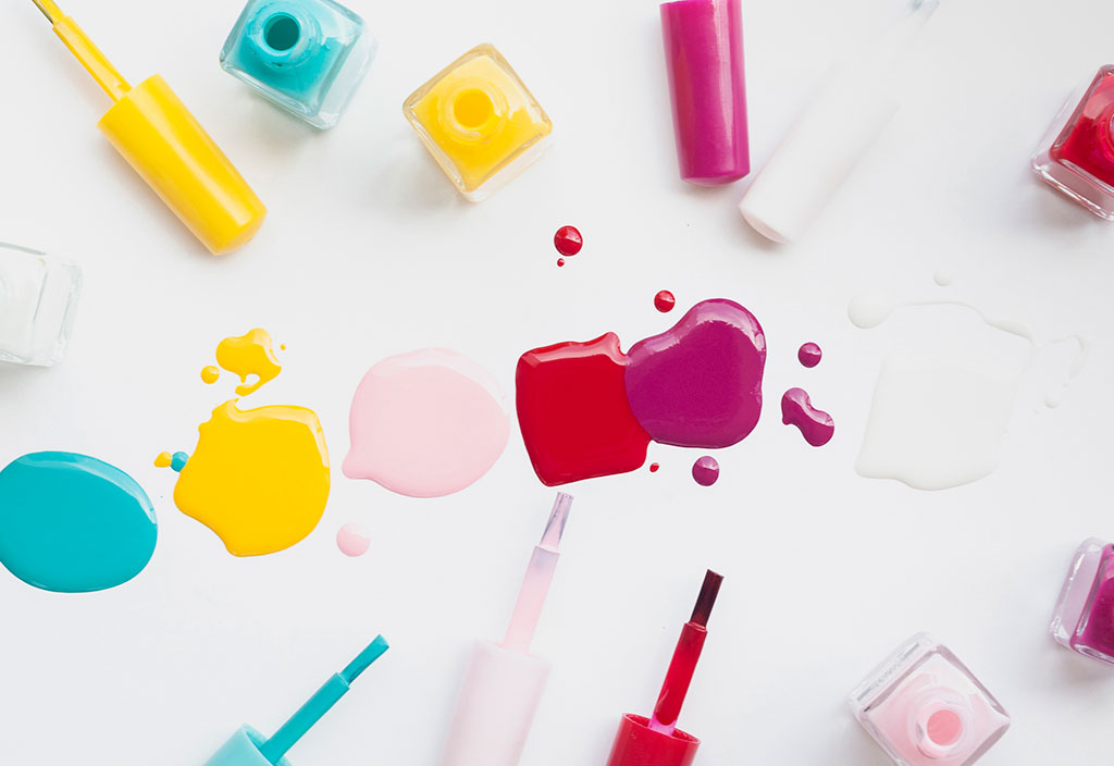 Alergia a esmaltes - O que você precisa saber