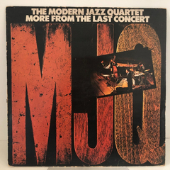 Lp Modern Jazz Quartet - More From The Last Concert (1981)
