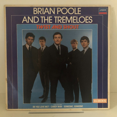 Lp Brian Poole & The Tremeloes -twist And Shout