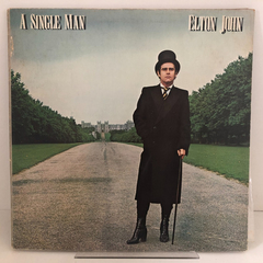 Vinil Lp Elton John -  A Single Man - Capa Dupla