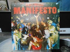 Lp Roxy Music - Manifesto