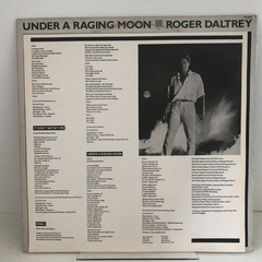 Lp Roger Daltrey - Under A Raging Moon - Midwest Discos