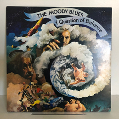 Lp The Moody Blues A Question Of Balance