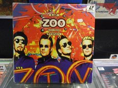 Laserdisc U2 Zoo Tv - Live From Sydney Ld Duplo