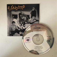Cd Fishbone - 1985 Importado
