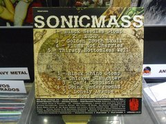 Lp The Black Needles - Sonic Mass - Estado De Novo - comprar online