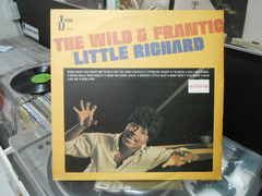 Lp Little Richard The Wild And Frantic