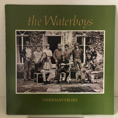Lp The Waterboys - Fisherman's Blues (estado Novo)