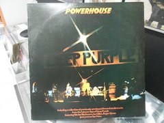 Lp Deep Purple - Powerhouse