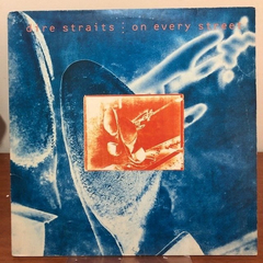 Lp Dire Straits - On Every Street