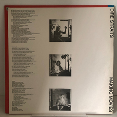 Lp Vinil Dire Straits - Making Movies - 1980 na internet