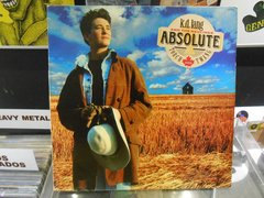 Lp Kd Lang - Absolute - Excelente Estado
