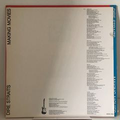 Lp Vinil Dire Straits - Making Movies - 1980 - Midwest Discos