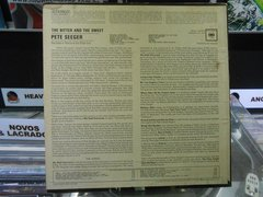 Lp Pete Seeger - The Bitter And The Sweet - Importado Usa - comprar online