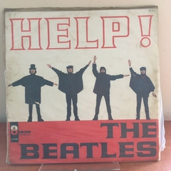 Lp The Beatles Help - Mono