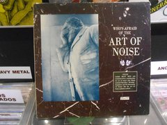 Lp Art Of Noise - Who's Afraid Of - Importado