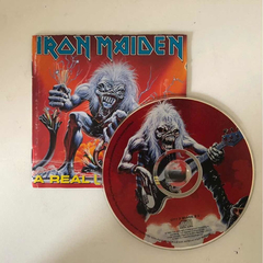 Cd Iron Maiden - A Real Live One Importado Uk