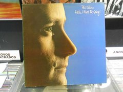 Lp Phil Collins - Hello, I Must Be Going na internet