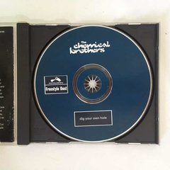 Cd The Chemical Brothers - Dig Your Own Hole - comprar online