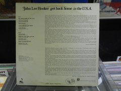 Lp John Lee Hooker Get Back Home In The U.s,a - Lp Como Novo - comprar online