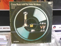 Lp Count Bassie - Whit The Mills Brothers