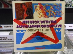 Lp Jeff Beck With The Jan Hammer Group Live