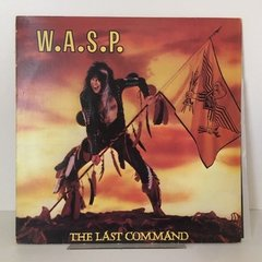 Lp Wasp - The Last Command Com Encarte
