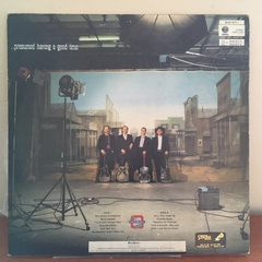 Lp The Nothing Hillbillies - Missing......presumed Having A  - comprar online