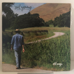 Lp Neil Young - Old Ways (1985)