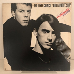 Lp The Style Council-our Favorite Shop (est. Ótimo)importado