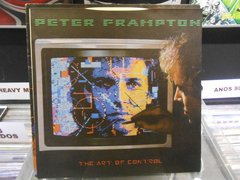 Lp Peter Frampton - The Art Of Control na internet