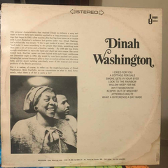Lp Dinah Washington 1984 Em Estado De Novo - comprar online