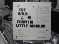 Lp Little Richard The Wild And Frantic - comprar online