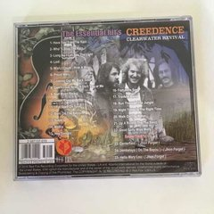 Cd Creedence Clearwater Revival - The Essential Hits na internet