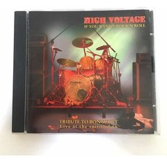 Cd High Voltage If You Wanna Rocknroll