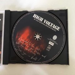 Cd High Voltage If You Wanna Rocknroll - comprar online