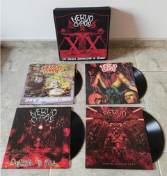Nervochaos ¿ Box Set - 20 Years Immersed In Blood - comprar online