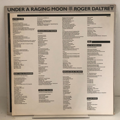 Lp Roger Daltrey - Under A Raging Moon na internet