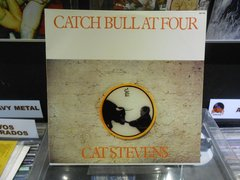 Lp Cat Stevens - Catch Bull At Four - Estado De Novo
