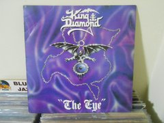 Lp King Diamond The Eye Com Encarte