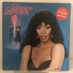 Donna Summer - Bad Girls- Lp  Duplo