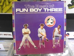 Lp The Funboy Three - The Best Of - Importado Uk