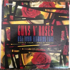 Ld Laserdisc Guns And Roses Use Your Illusion 1 E 2 Live