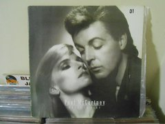 Lp Paul Mccartney - Press To Play Capa Dupla Com Encarte