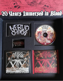Nervochaos ¿ Box Set - 20 Years Immersed In Blood - Midwest Discos