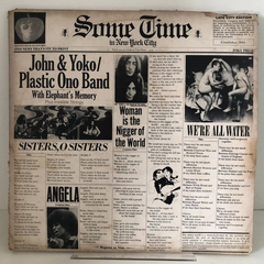 Lp John & Yoko - Sometime In New York City  Importado